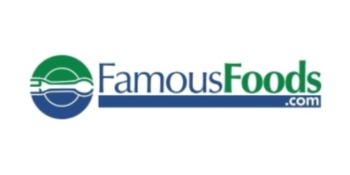 Famous Foods coupon