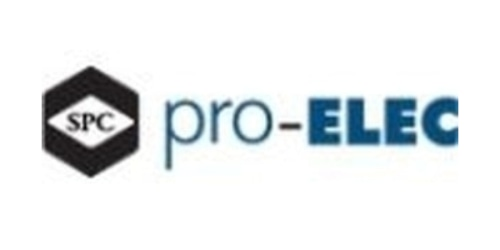 Pro-Elec by Farnell coupon