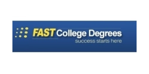 Fast Degrees Online coupon