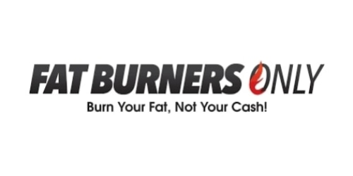 Fat Burners Only coupon