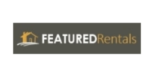 Featured Rentals coupon