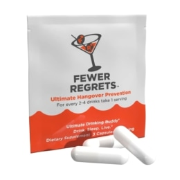 Fewer Regrets