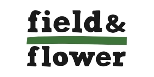 field&flower coupon