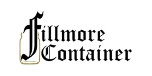 Fillmore Container coupon