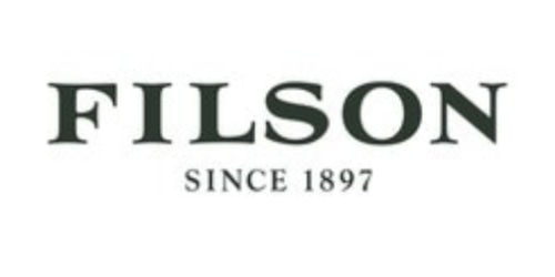 Filson coupon