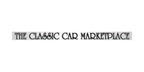 The Classic Car Marketplace coupon