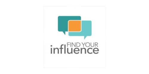 Find Your Influence coupon