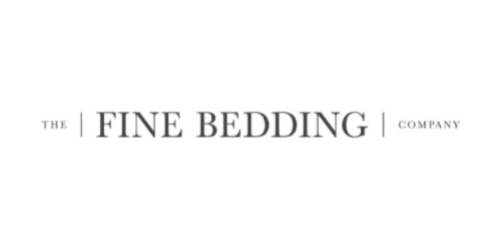 The Fine Bedding Company coupon
