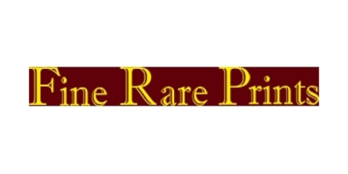 Fine Rare Prints coupon
