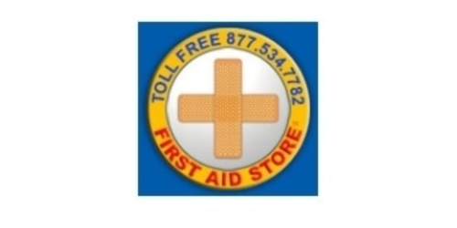 First Aid Store coupon