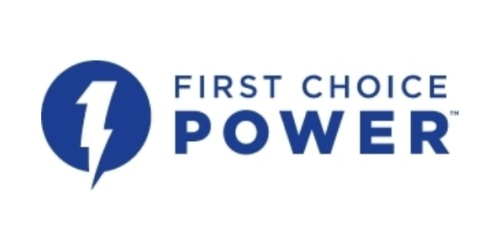 First Choice Power coupon