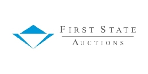 First State Auctions coupon