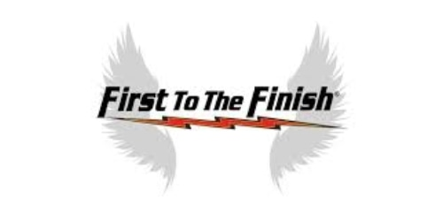 First to the Finish coupon