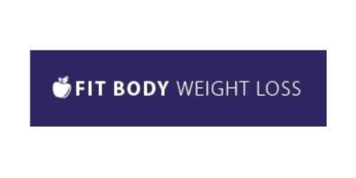 Fit Body Weight Loss coupon