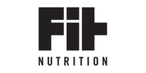 Fit Nutrition coupon