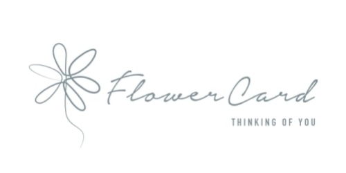 Flowercard coupon