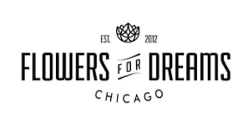 Flowers For Dreams coupon