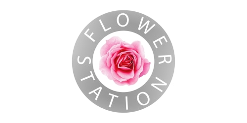 Flower Station coupon