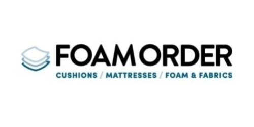 Foam Order coupon