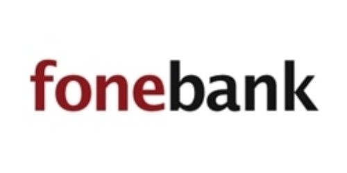Fone Bank UK coupon