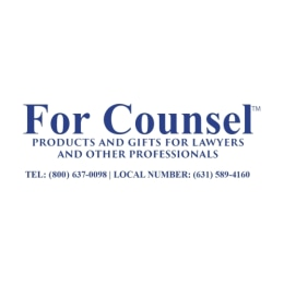 For Counsel