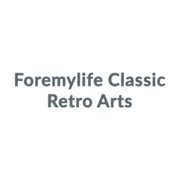 Foremylife Classic Retro Arts