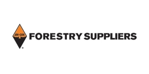Forestry Suppliers coupon