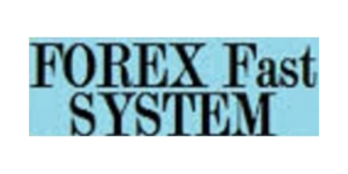 Forex Fast System coupon