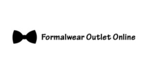 Formalwear Outlet Online coupon