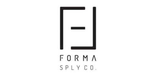 Forma Supply coupon