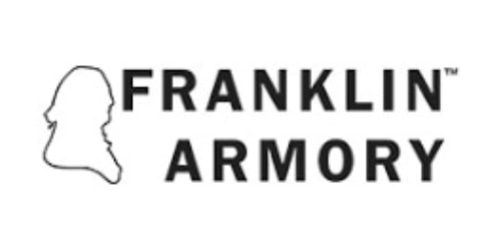 Franklin Armory coupon