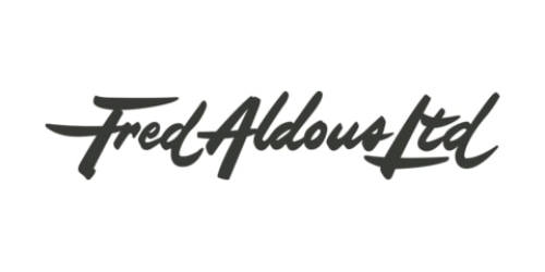 Fred Aldous coupon