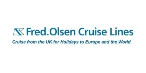 Fred Olsen Cruise Lines coupon