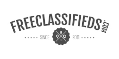 Free Classifieds coupon