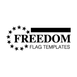 FREEDOM Flag Templates