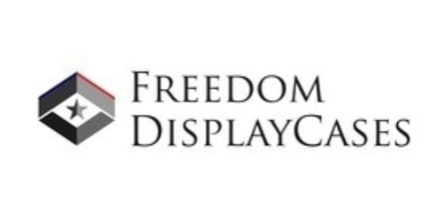 Freedom Display Cases coupon