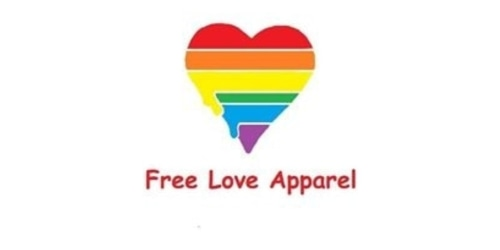 Free Love Apparel coupon