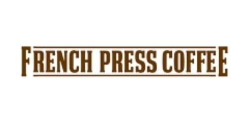 French Press Coffee coupon