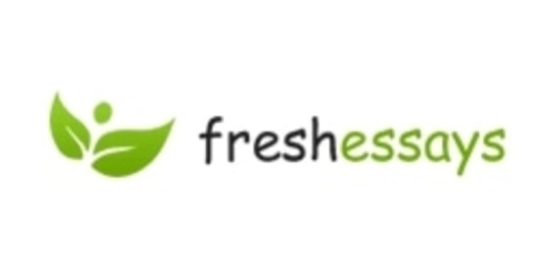 Fresh Essays coupon