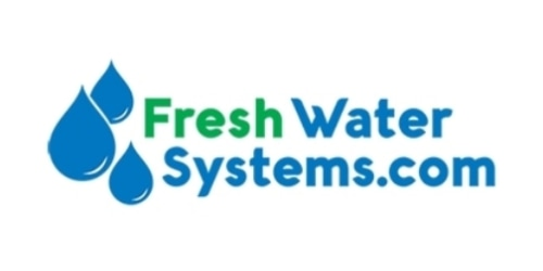FreshWaterSystems coupon