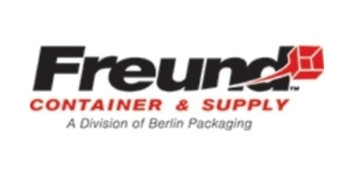 Freund Container & Supply coupon