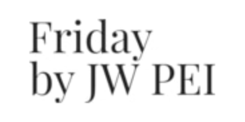 Friday By Jw Pei coupon