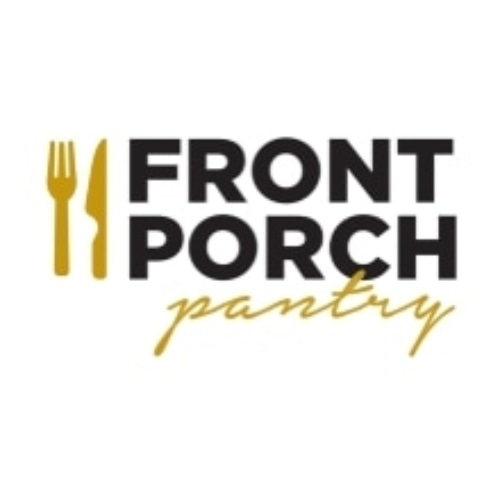 Front Porch Pantry