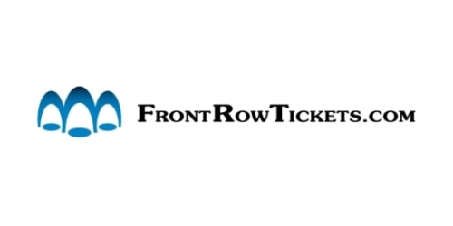 Front Row Tickets coupon