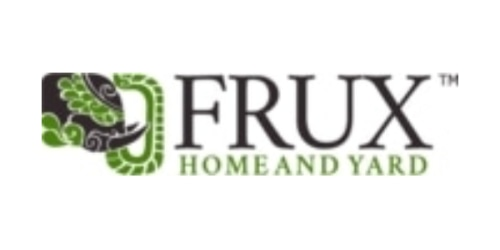 Frux Home and Yard coupon