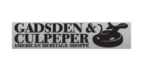 Gadsden and Culpeper coupon