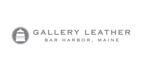 Gallery Leather coupon