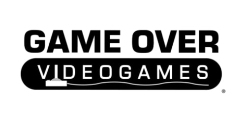 Game Over Videogames coupon