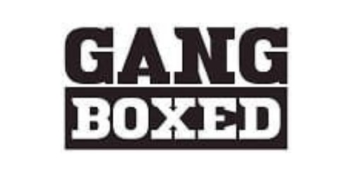 Gang Boxed coupon