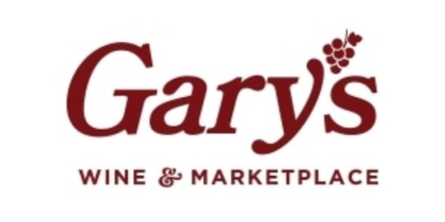 Gary's Wine coupon